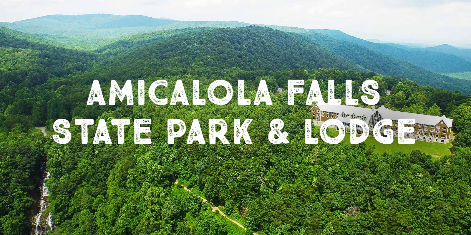 Amicalola Falls State Park And Lodge In Dawsonville Georgia