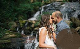 Amicalola Falls Adventure Lodge Homepage Package Slider Sweetheart