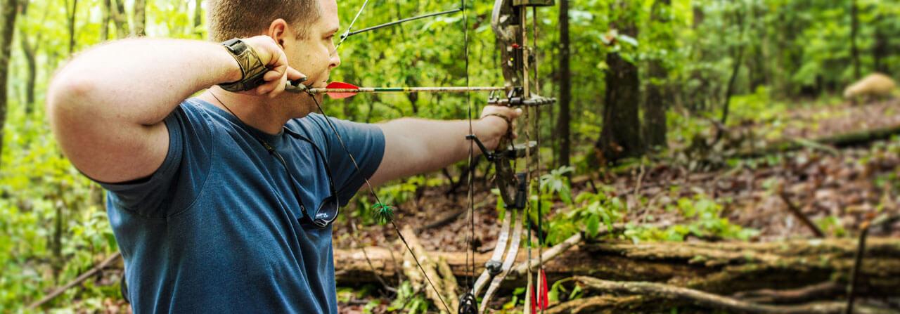 archery header