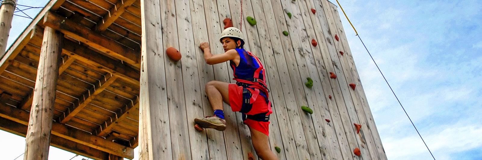 Amicalola Falls Adventure Lodge Adventures Climbing Wall 1 1