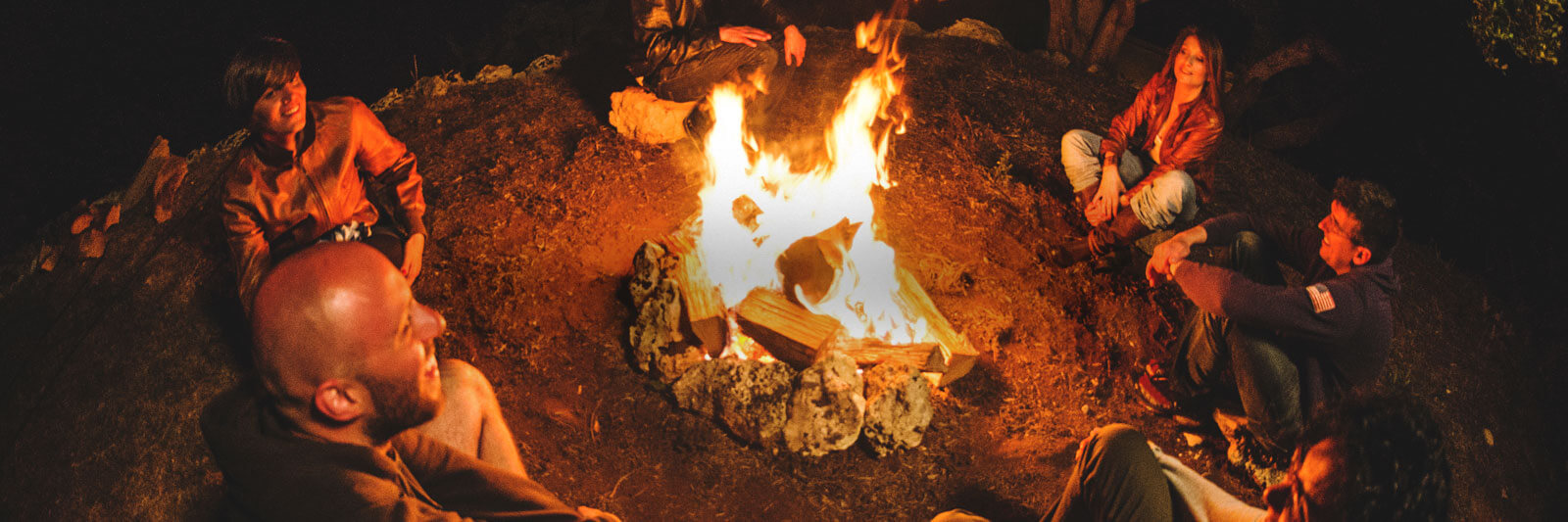 Amicalola Falls Adventure Lodge Adventures Fire Pit Stories 1