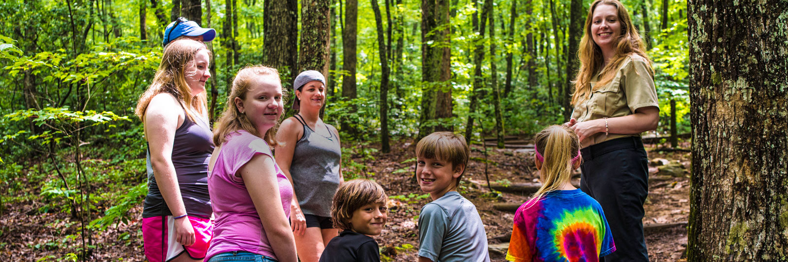 Amicalola Falls Adventure Lodge Adventures Guided Hikes 1