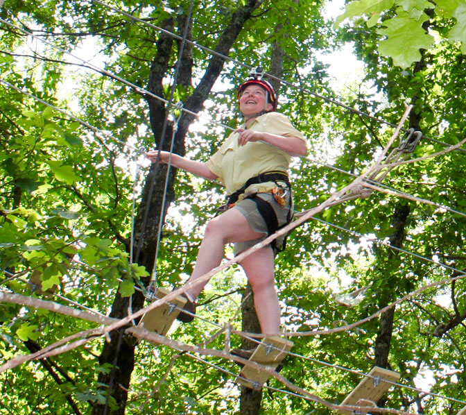 Amicalola Falls Adventure Lodge Meetings Meeting Packages Teambuilding Adventure Package