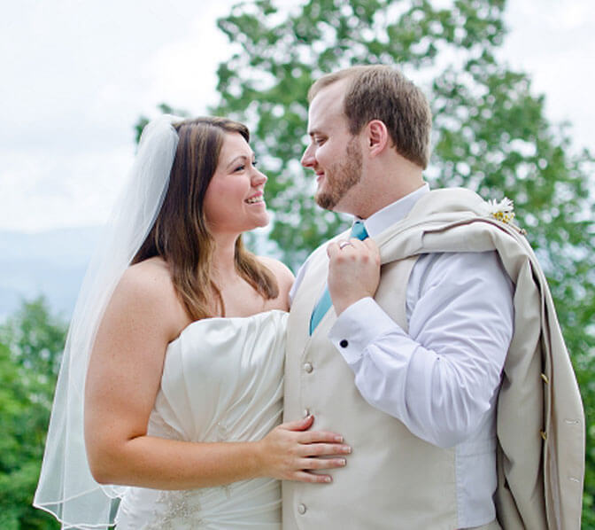 Amicalola Falls Adventure Lodge Weddings Wedding Packages Package Gold Rehearsal Dinner Package