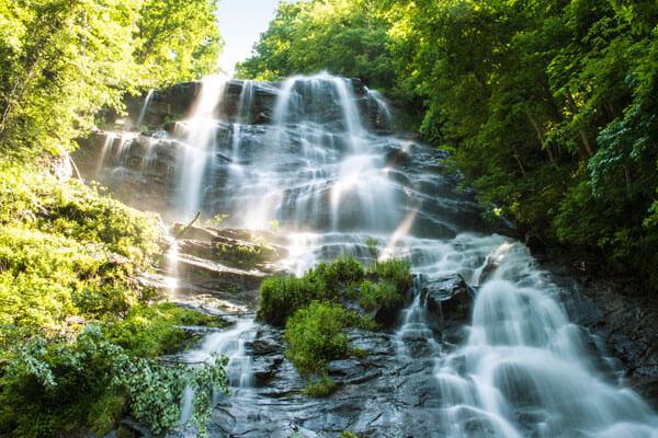 Amicalola Falls Adventure Lodge GA State Park CP