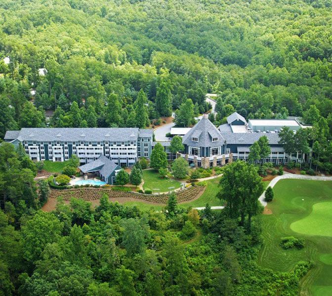 Amicalola Falls Adventure Lodge Other Coral Hospitality Properties Brasstown Valley Resort Spa