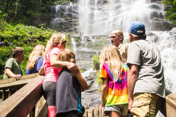Amicalola Falls Adventure Lodge Things To Do CP