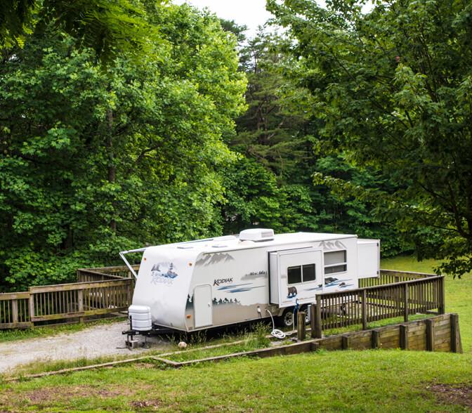 Amicalola Falls Campgrounds