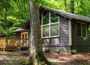 Amicalola Falls Adventure Lodge Packages Specials Promotions Winter Cabin Package
