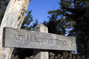 iStock Appalachian Trail Sign