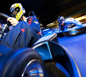 Atlanta Motorsports Park Go Kart Racing Dawsonville